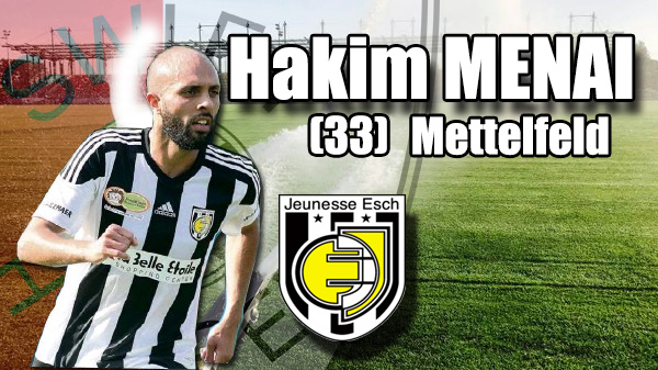 Transfer: Hakim MENAI