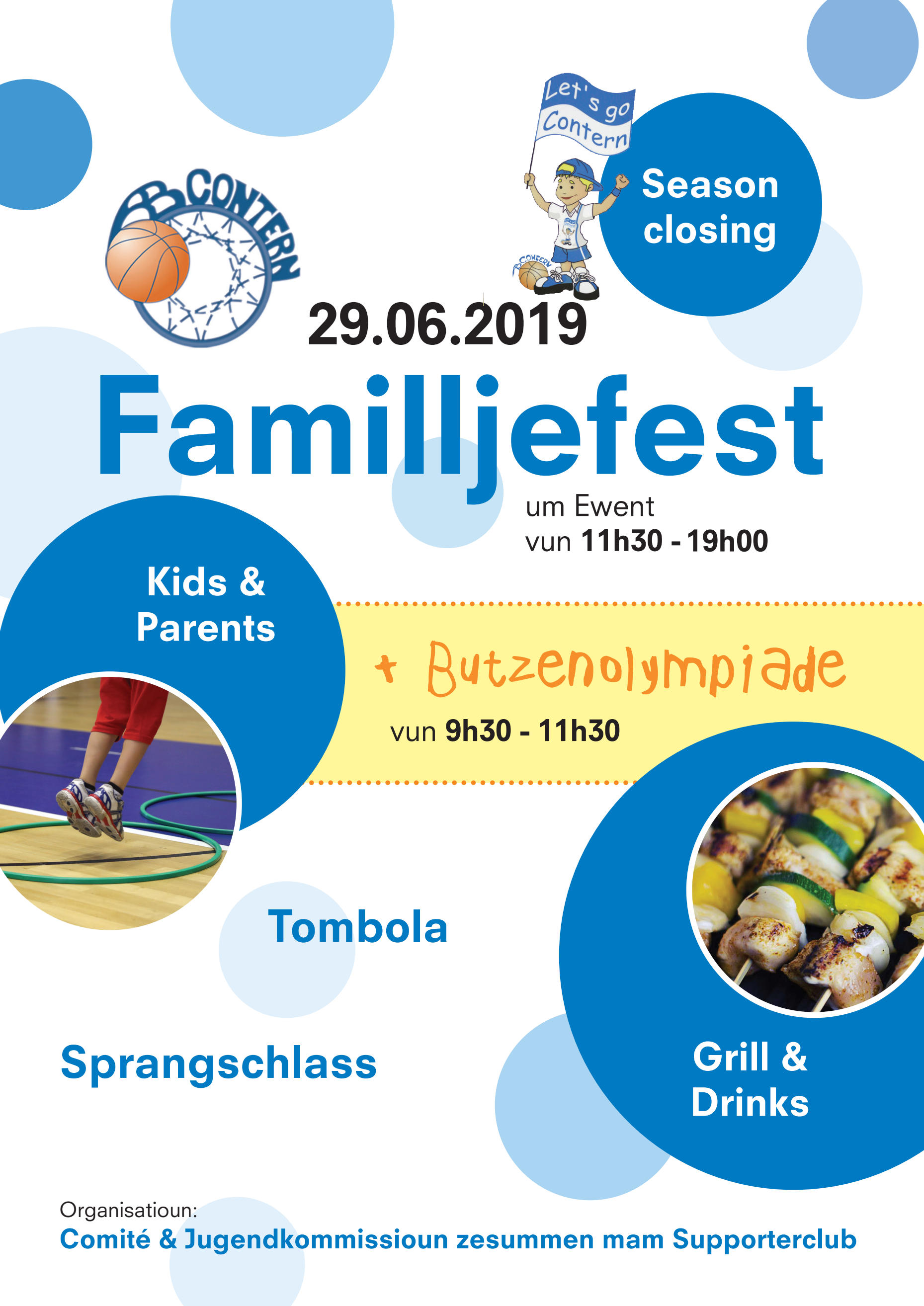 Family Day @ AB Contern