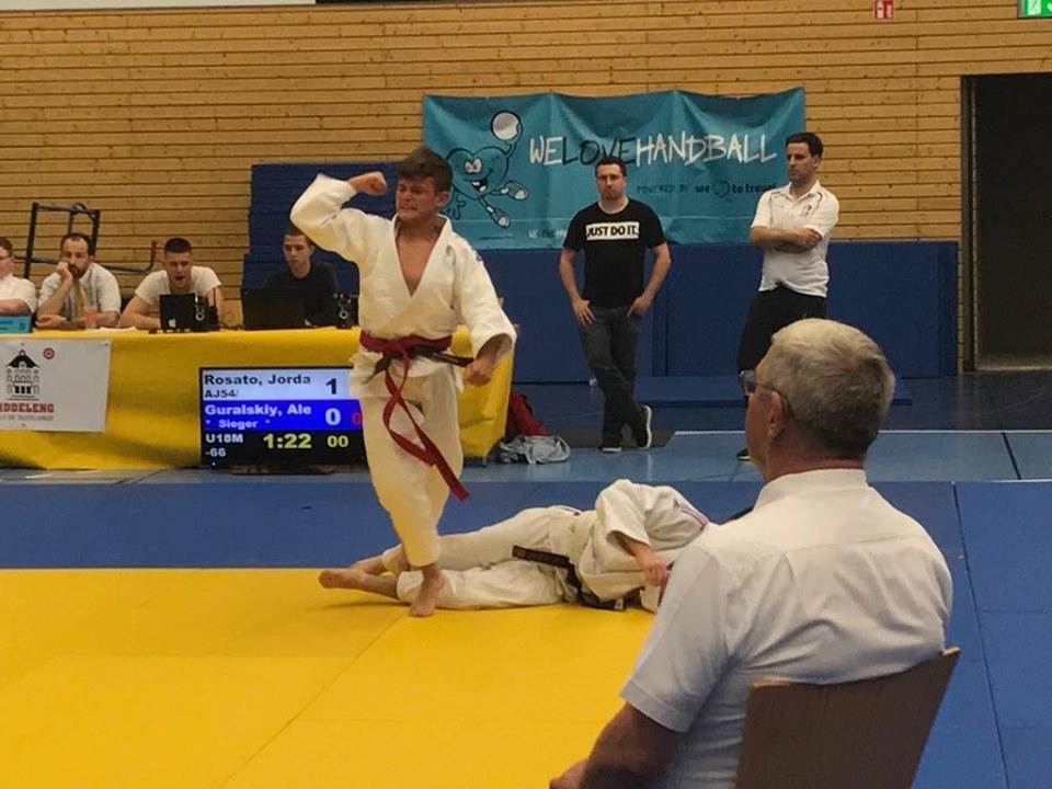 Saarländische Judoka überzeugen bei 22. internationalen Youth Open in Dudelange