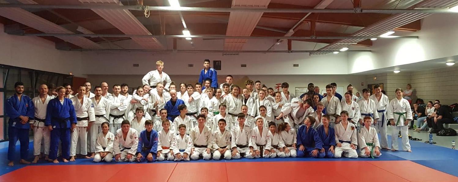 Interreg Judo Training - Saint Julien-lès-Metz 13.06.2019