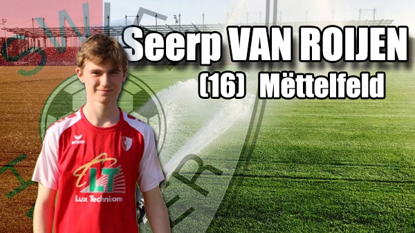 Transfer: Seerp Van Roijen