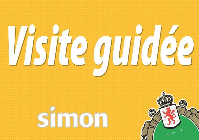 Brasserie Simon - Visite guidée