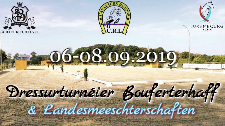Dressurturnier Bouferterhaff 2019