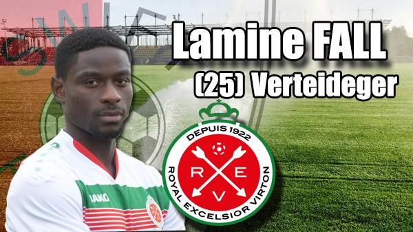 Transfer: Lamine FALL