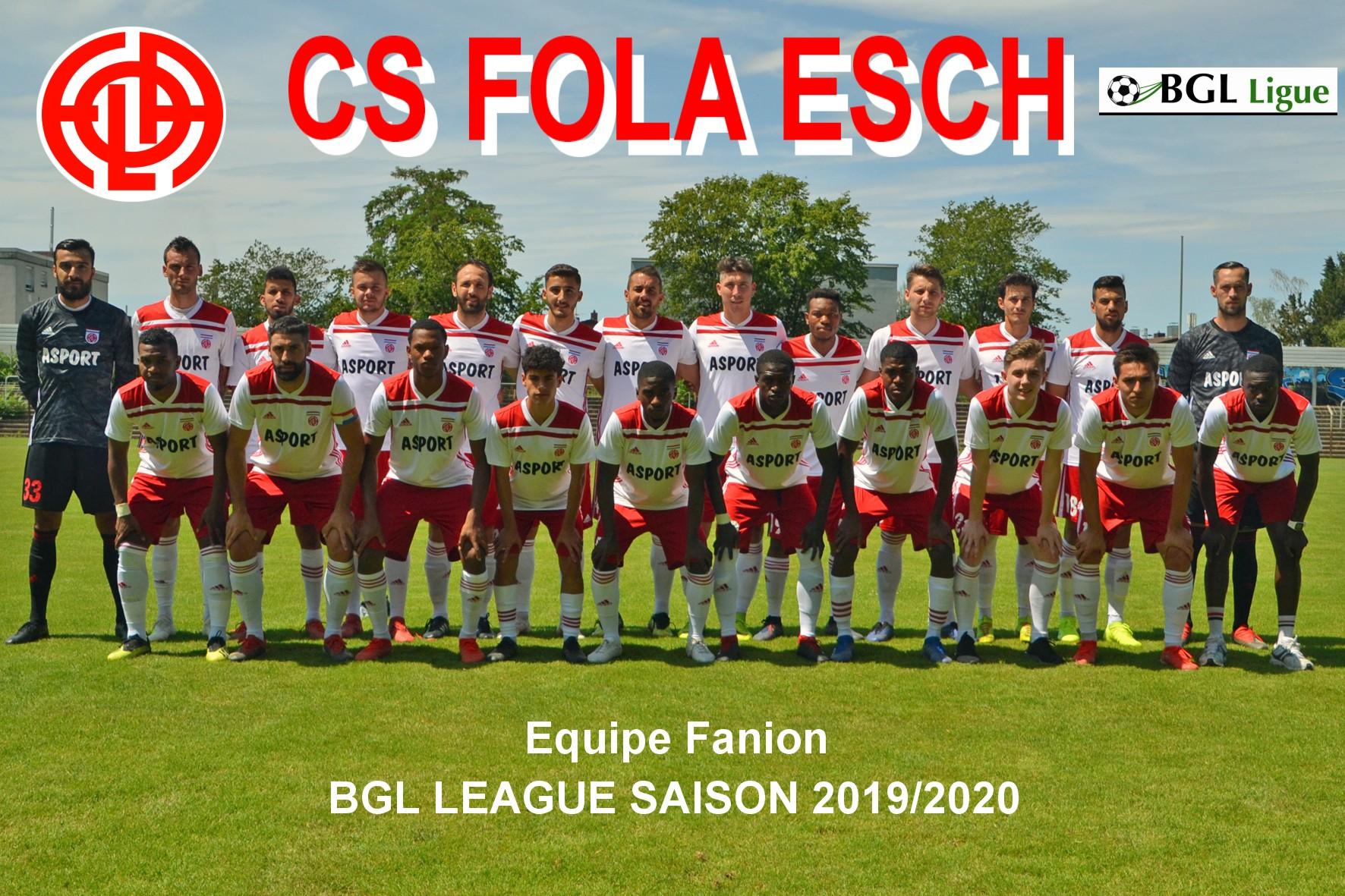 CS FOLA Esch en visite à Mannheim