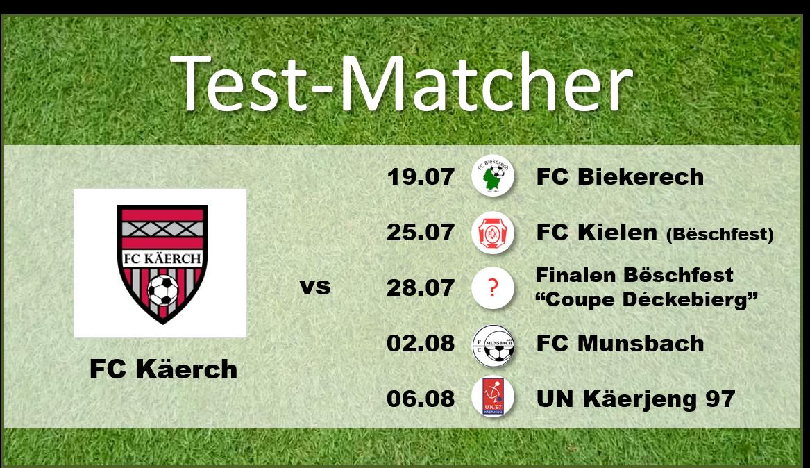 Test-Matcher