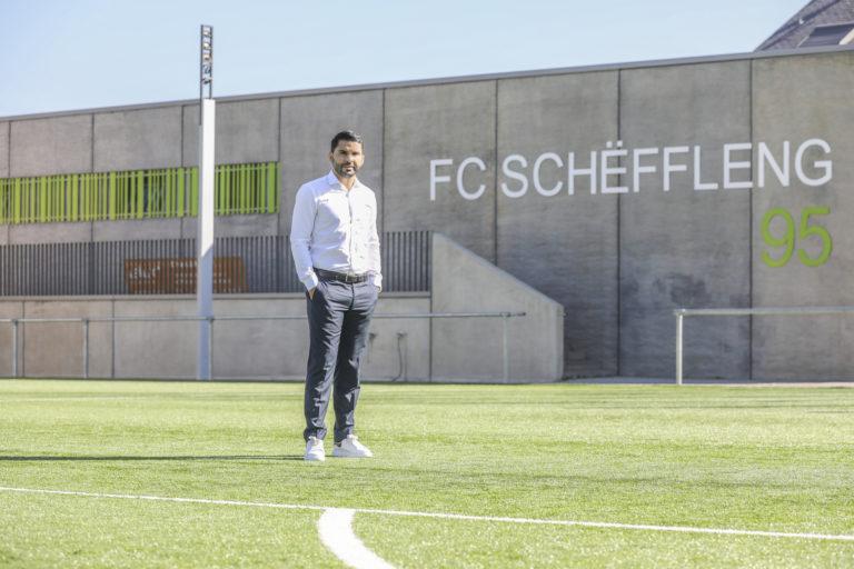 Ilies Haddadji : « Le FC Schifflange 95 n'est pas à la place où il devrait être »