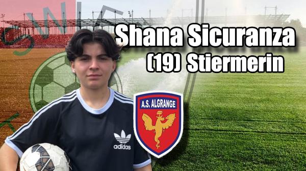 Transfer: Shana Sicuranza