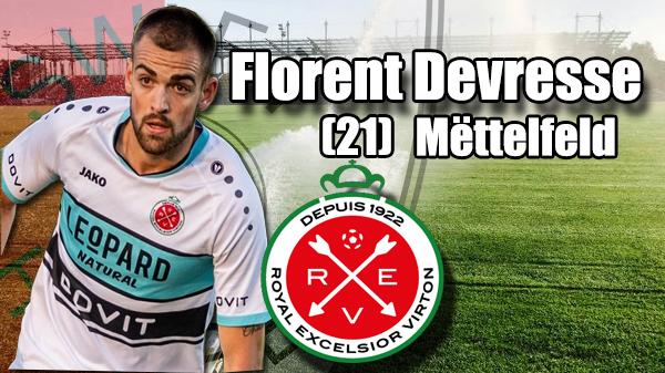Transfer: Florent Devresse