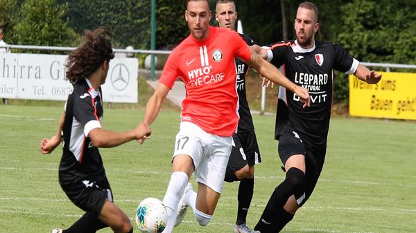 SV Elversberg 4:2 FC Swift Hesper