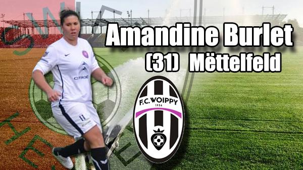 Transfer: Amandine Burlet