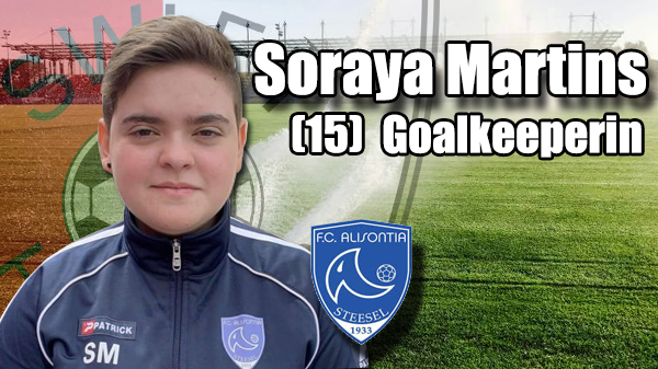 Transfer: Soraya Martins