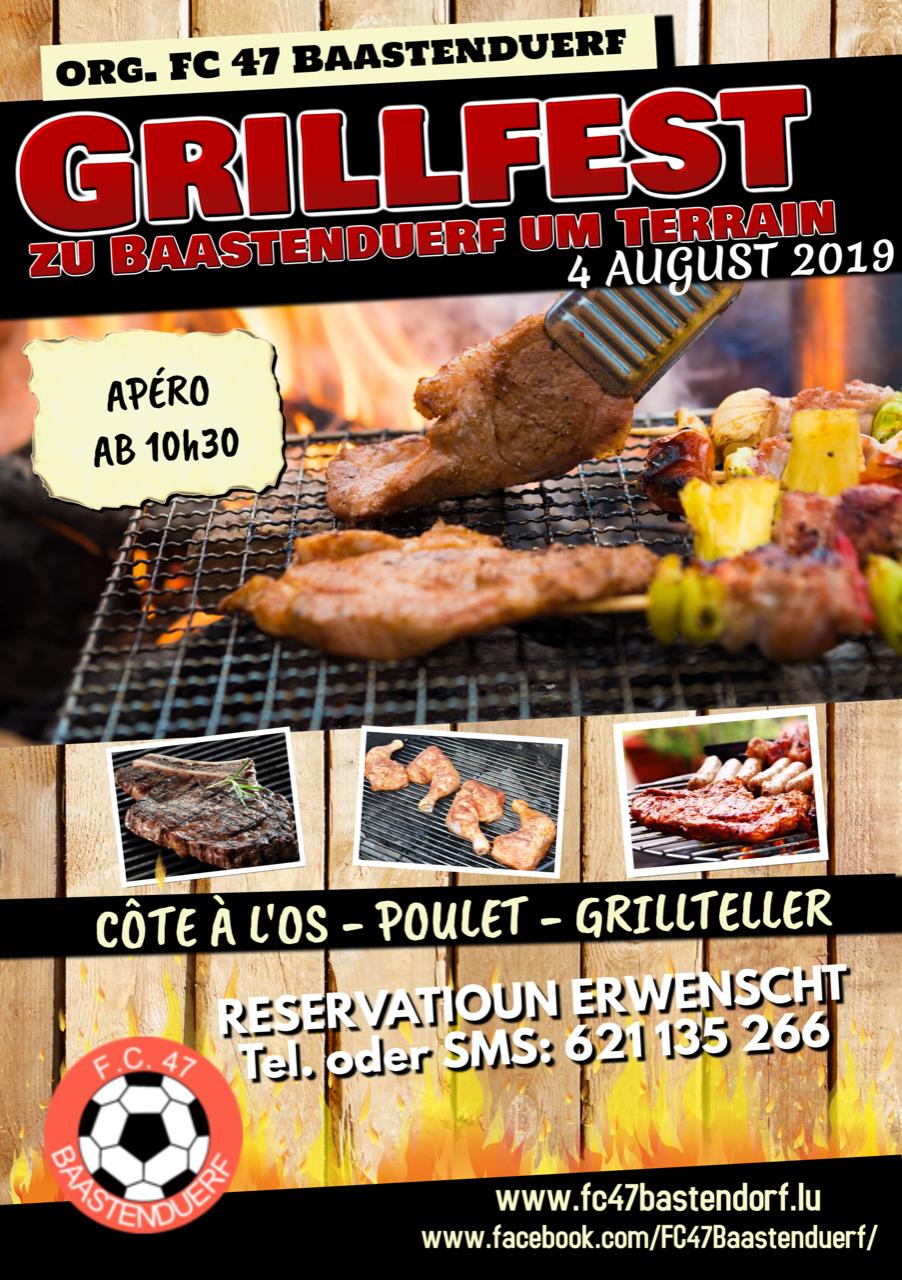 Semaine Sportive & Grillfest