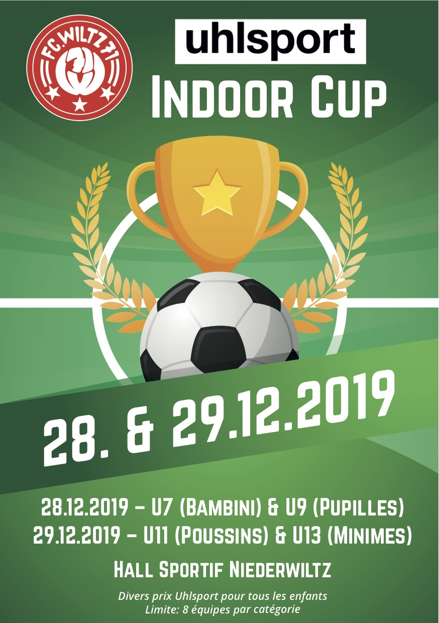 1.Uhlsport Indoor Cup 2019