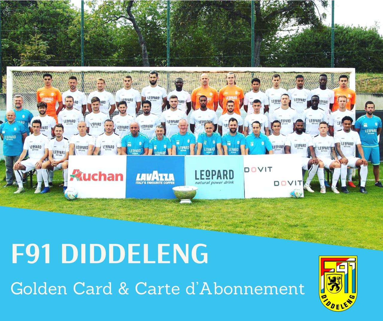 Golden Card & Carte d'Abonnement