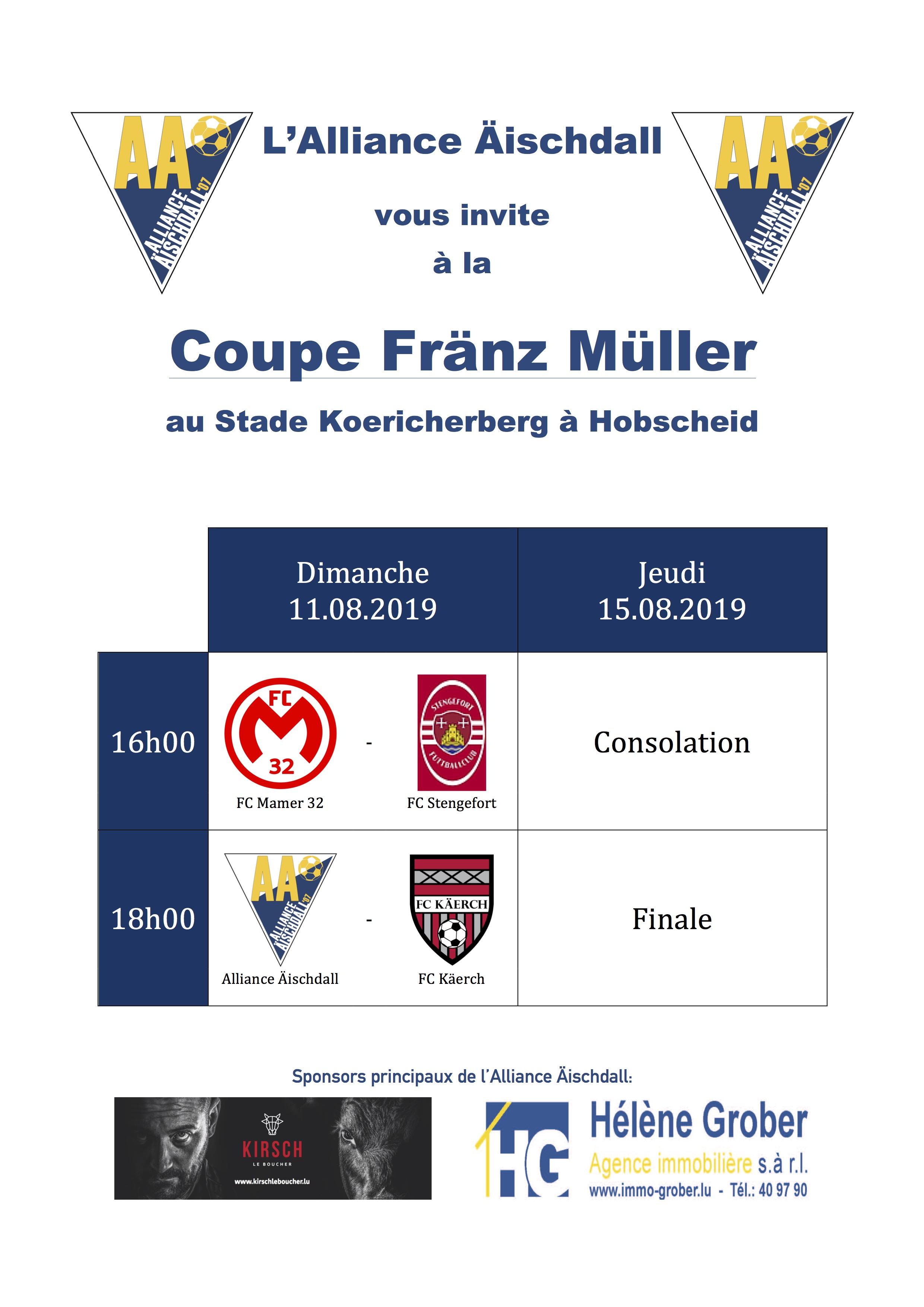 Coupe Fränz Müller