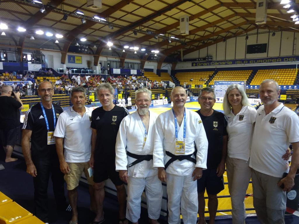 Championnats d'Europe KATA à Las Palmas, 20./21.07.2019