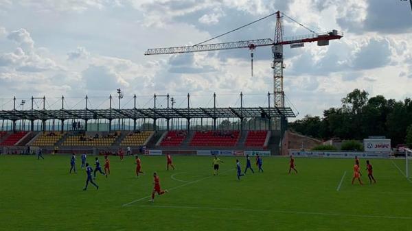 FC Swift Hesper 4:2 FC Sarreguemines