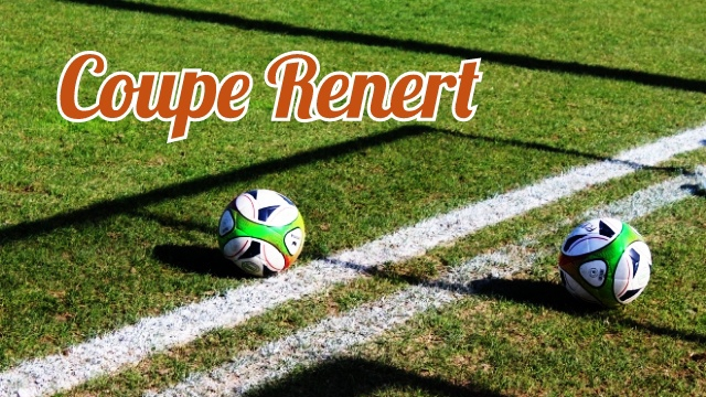 Coupe Renert 2019 - Finallen um Sonndeg