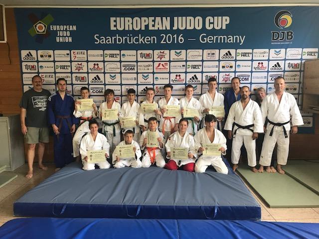 Neue Kaderordnung in Kraft gesetzt und Judoka U15 / U18 in Landeskader berufen