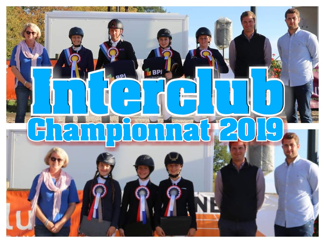 Interclub Championnat 2019