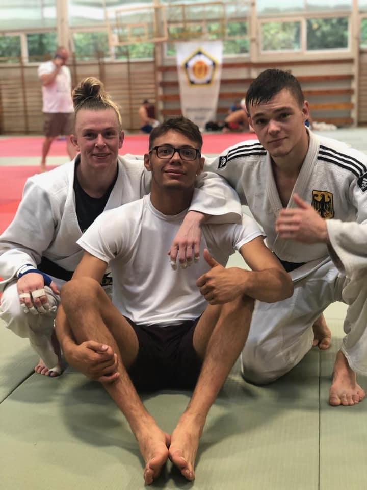Interreg Judo Team - OTC Tata (HUN) 05-09.08.2019