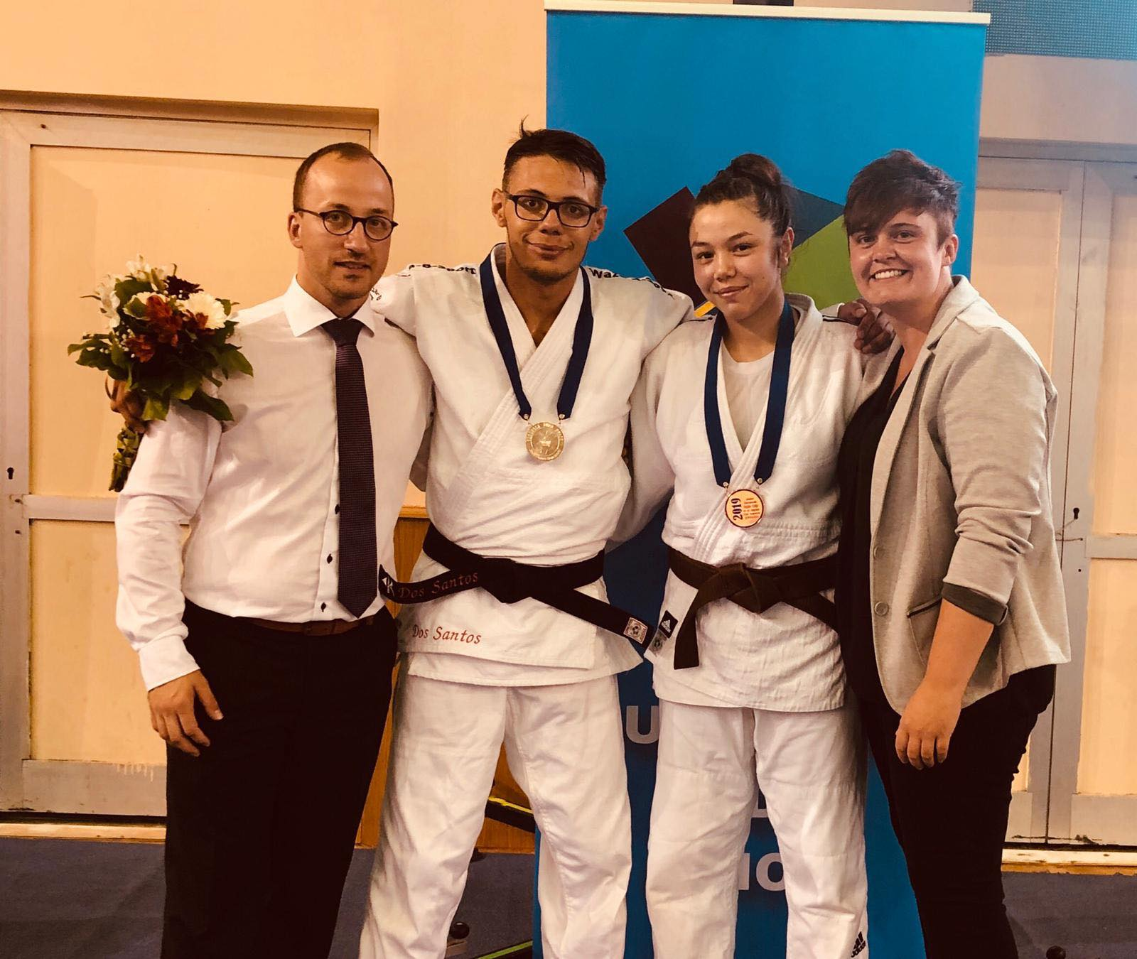 Interreg Judo Team - U21 European Judo Cup Cluj-Napoca (ROU) 10-11.08.2019