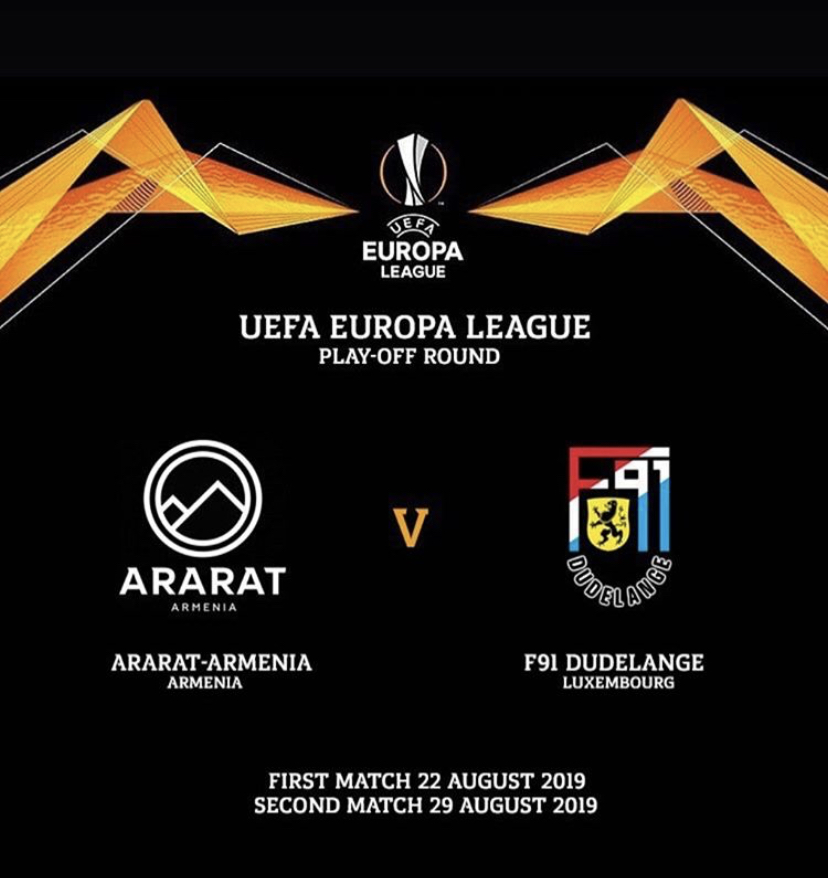UEFA EUROPA LEAGUE - PLAY OFF