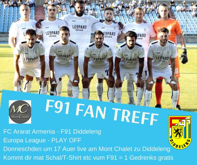 AFTERWORK - FAN TREFF / Livestream