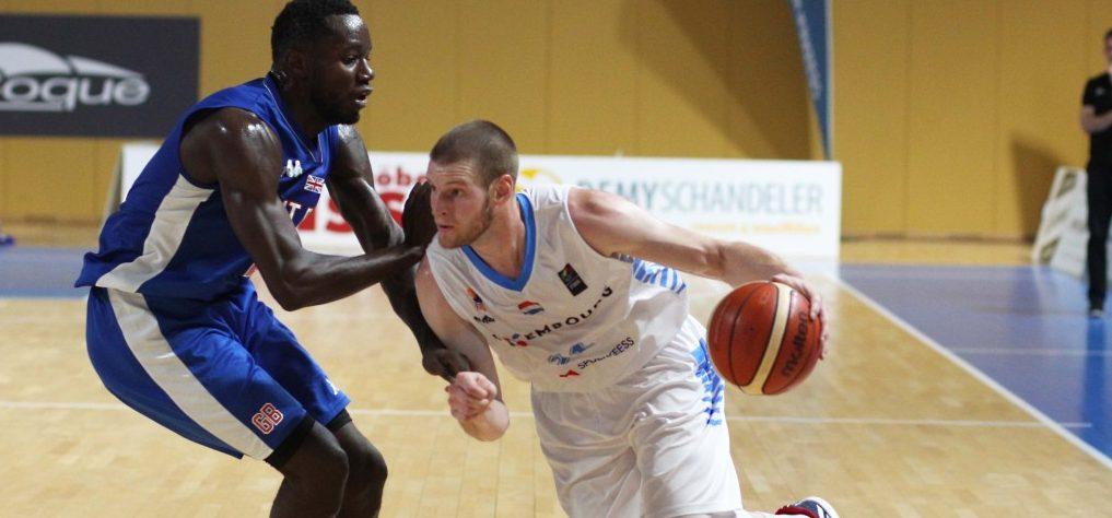 Basketball-Herren mit bitterer Niederlage zum Abschluss der EM-Vorqualifikation