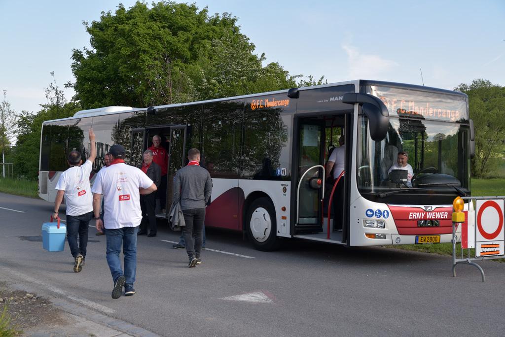 Mam Bus op Wolz