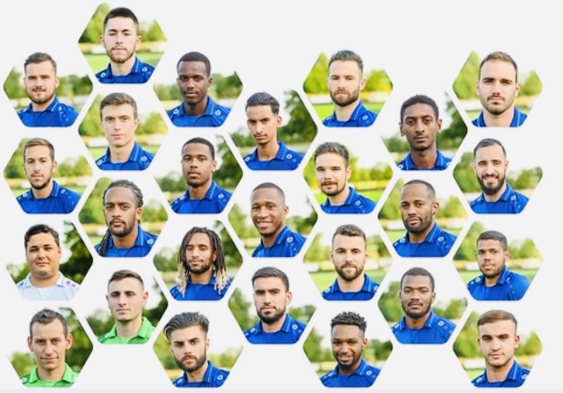 Matchday CS Suessem-FC Berdenia Berbourg