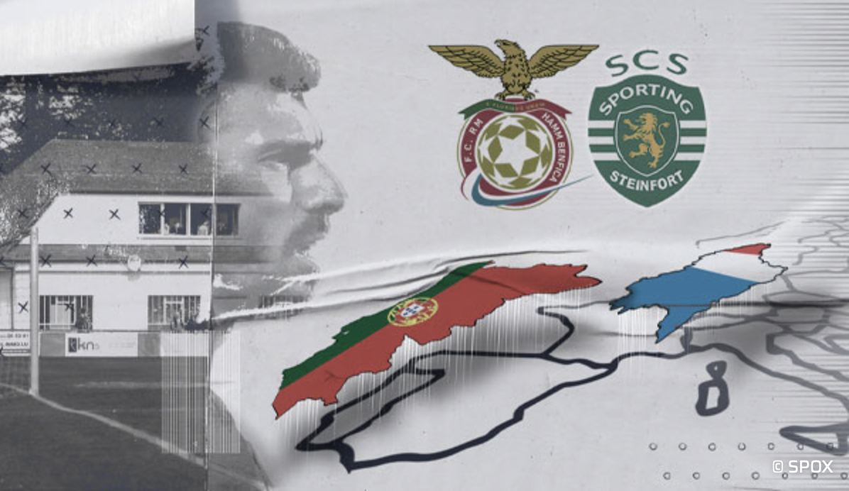 Die kuriosen Verflechtungen zwischen dem portugiesischen und dem luxemburgischen Fußball