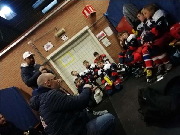 U10 au tournoi de Turnhout : 2ème place et trophée pour notre goalie