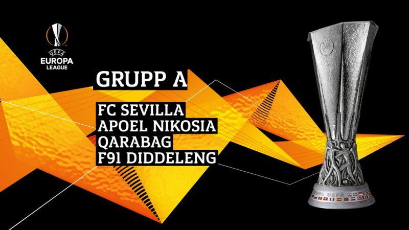 UEFA EUROPA LEAGUE - Programme