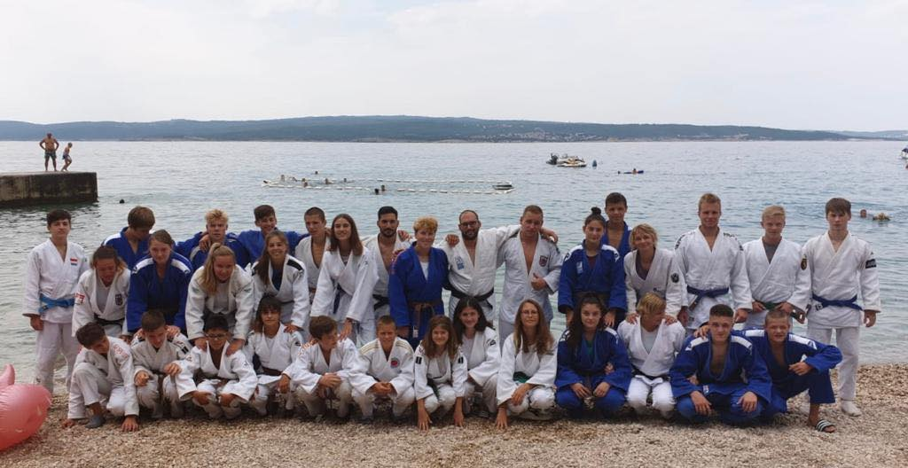 Interreg Judo Team - ITC Crikvenica 15-23.08.2019