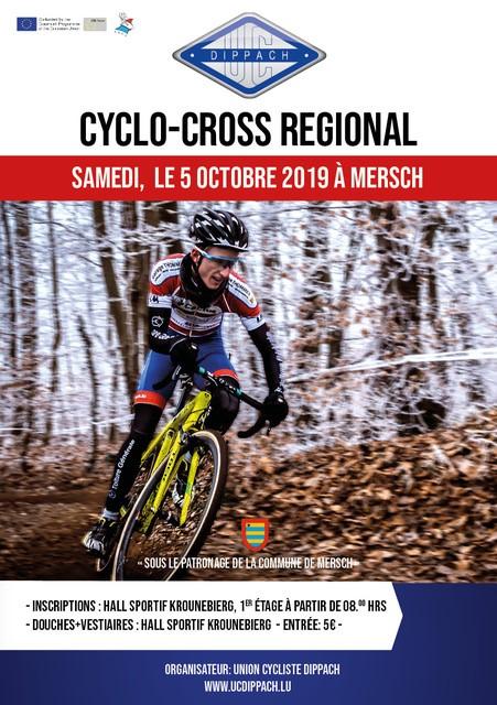 CYCLO CROSS REGIONAL ZU MIERSCH DEN 05/10/2019
