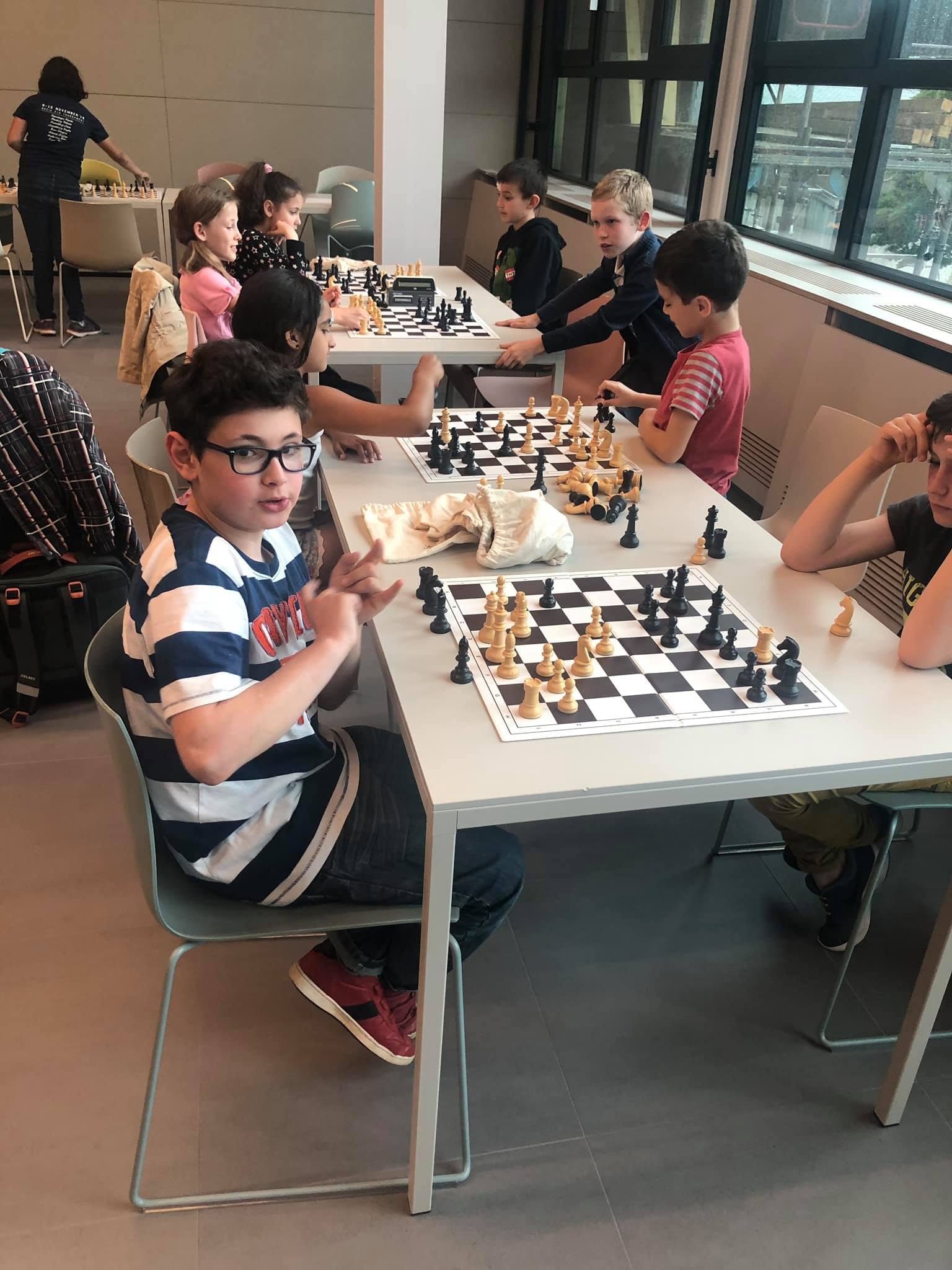 CHESS: Start of the new season 2019-2020