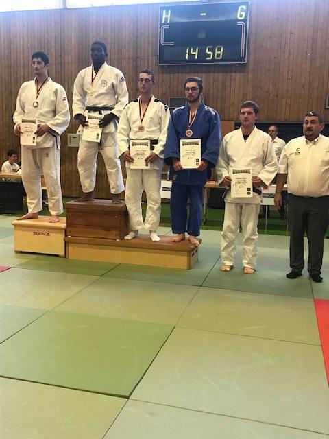 Saarländische Einzelmeisterschaften und offene Kyu-Meisterschaft