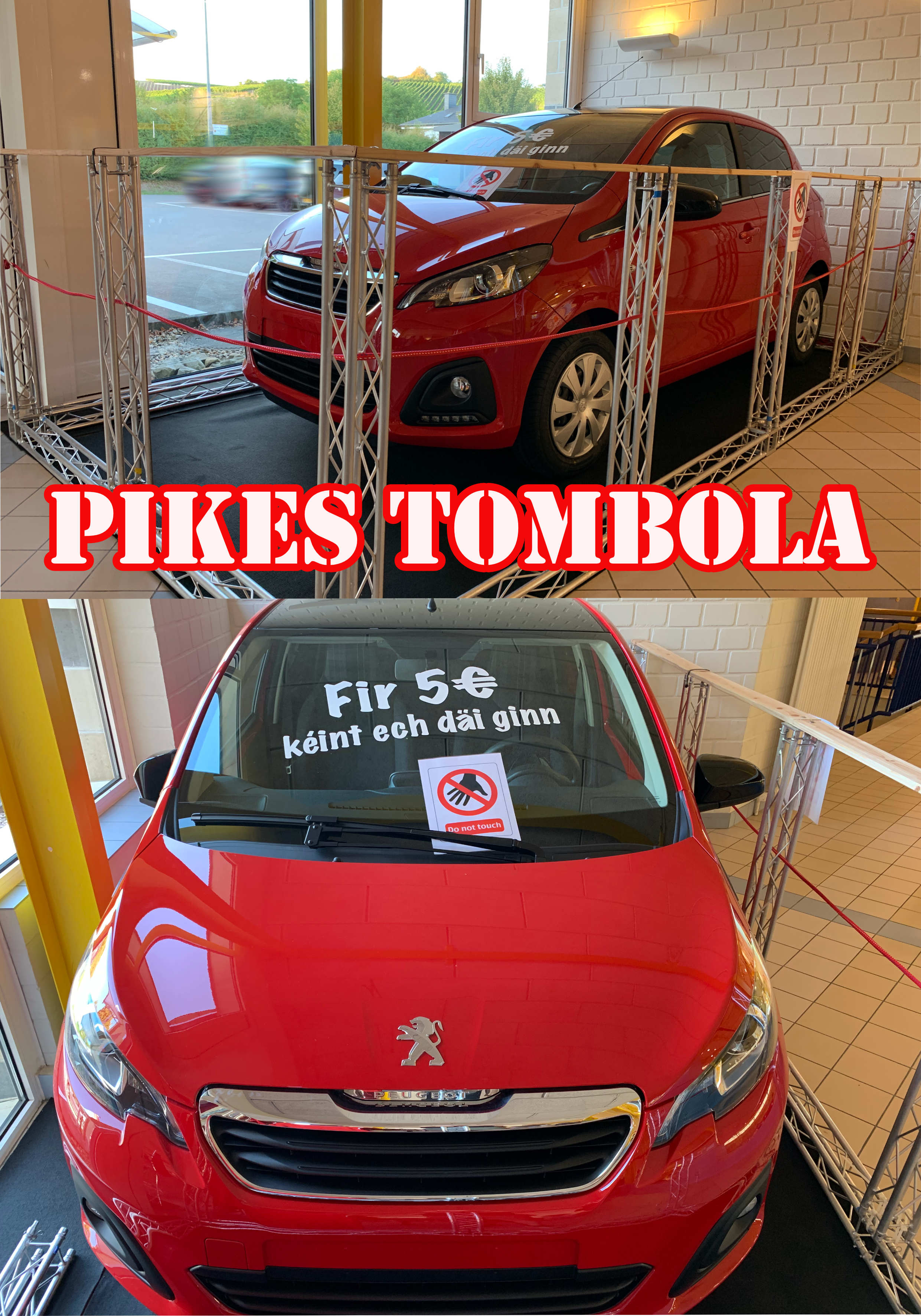 Pikes Tombola