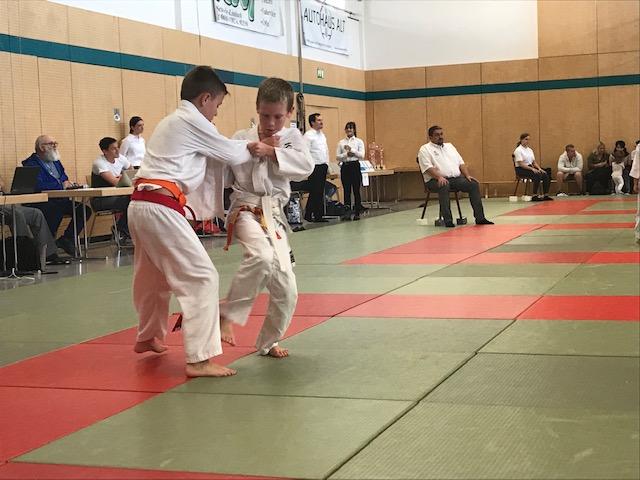 Saar-Kader setzt sich beim Jigoro-Kano-Turnier in Lebach-Steinbach durch