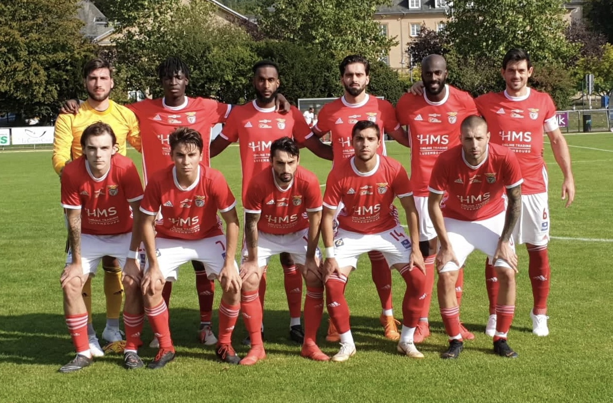 Coupe de Luxembourg 1/32 de Finale - FC Résidence Walferdange 0-7 FC RM Hamm Benfica
