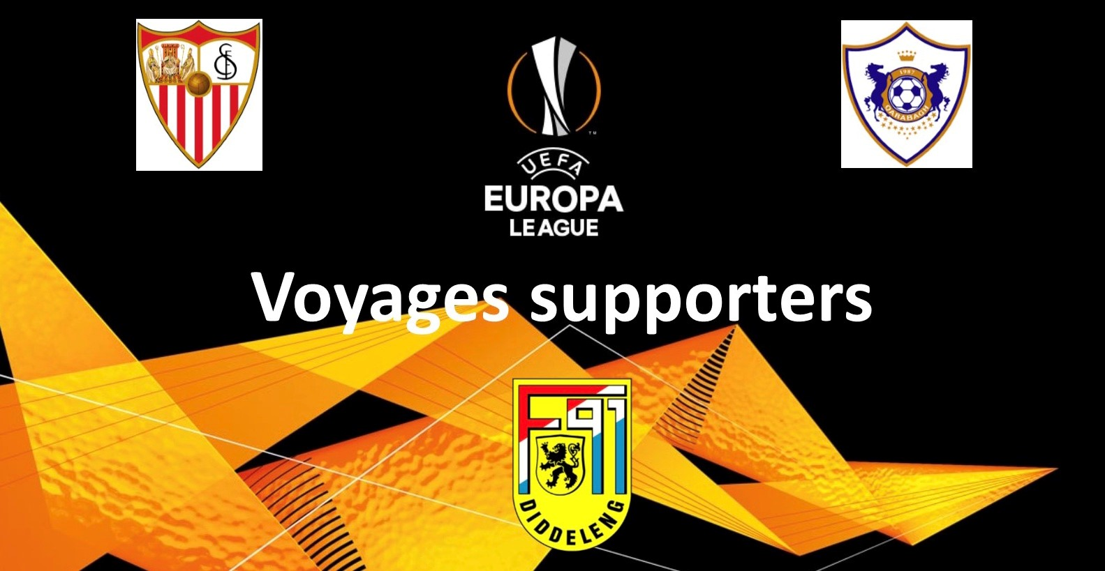 UEFA Europa League - VOYAGES SUPPORTERS