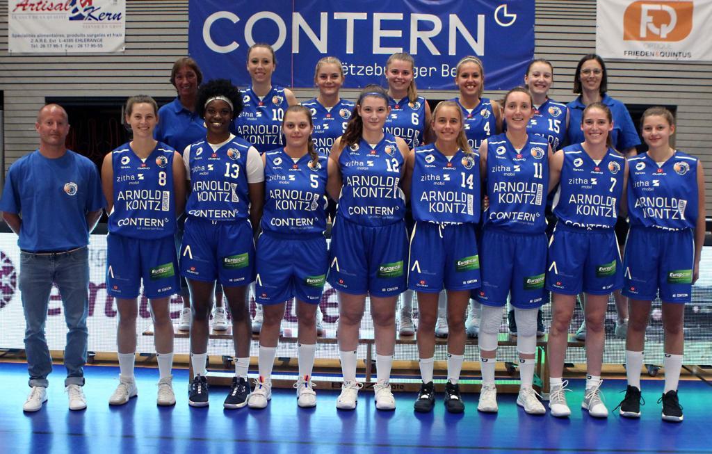 Dames AB Contern 2019/2020