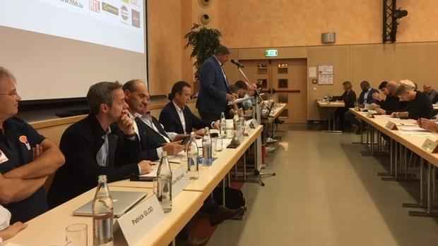 President Henri Pleimling freet sech iwwer 4 nei Leit am Comité