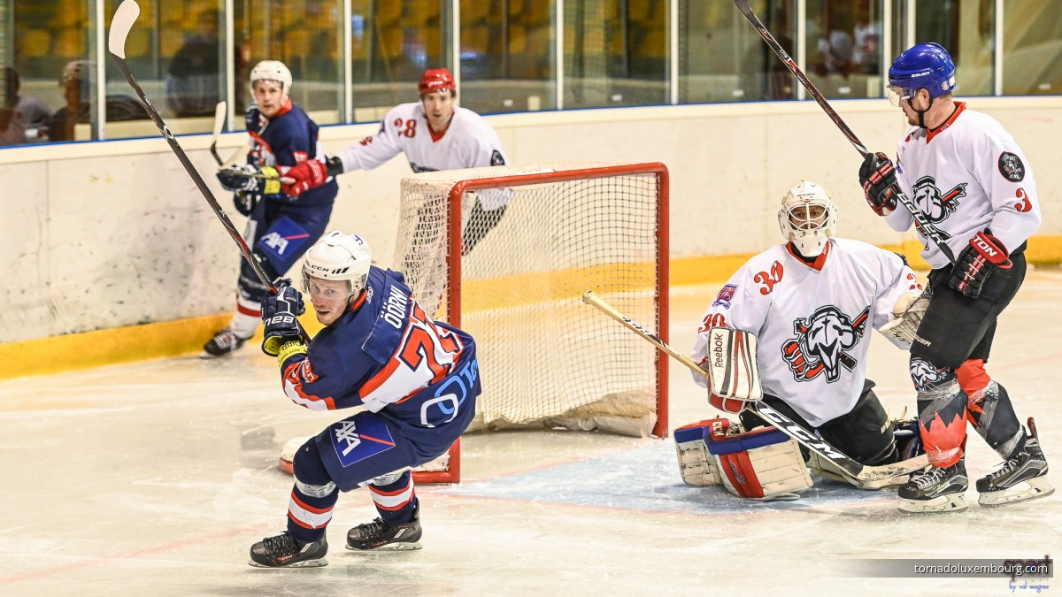 Asnières was stronger in the home opener