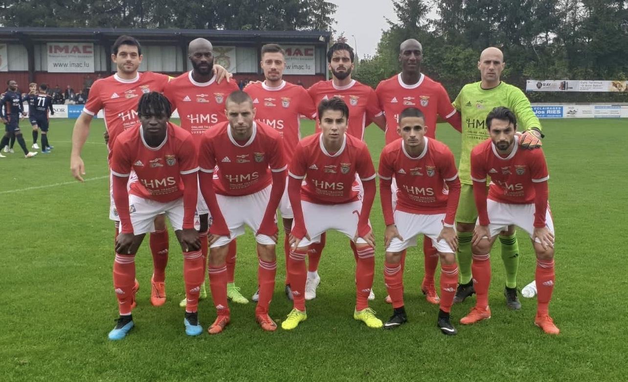 6e Journée en Promotion d'Honneur - FC RM Hamm Benfica 4-1 Alisontia Steinsel