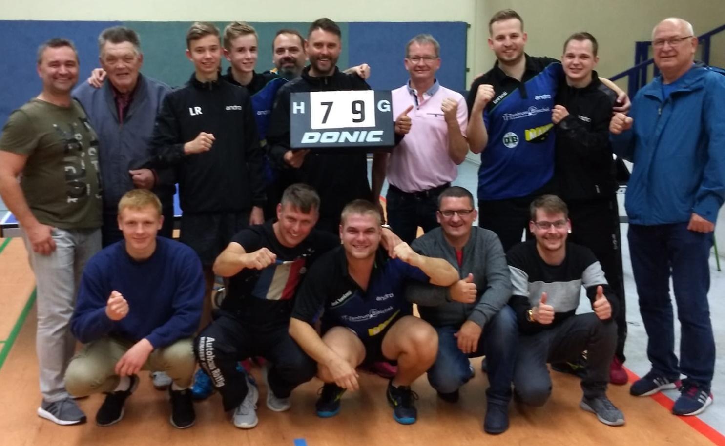 Regionalliga mit erstem Doppelpunktgewinn