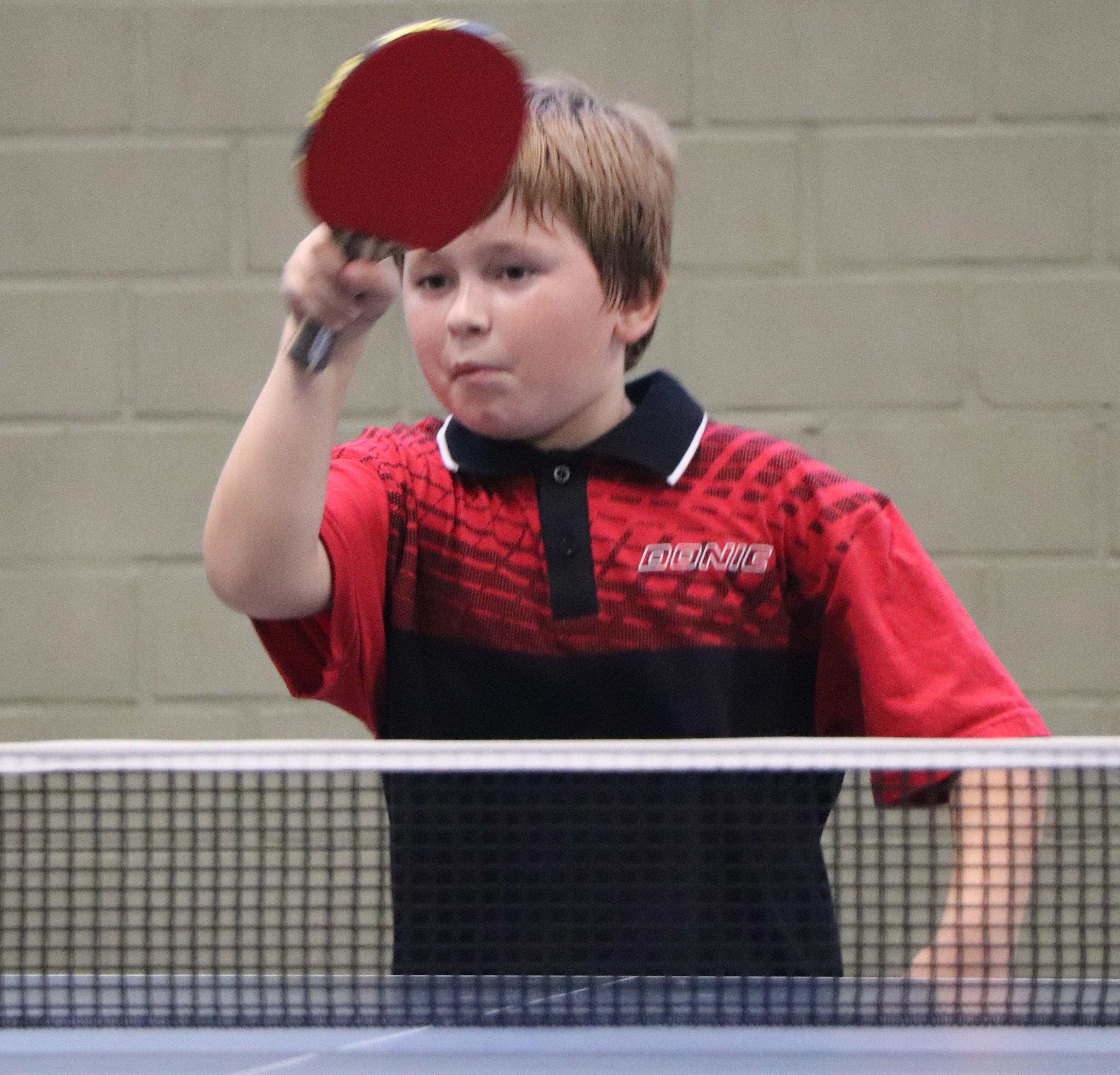 Biederitzer Tischtennisnachwuchs bei den Kreismeisterschaften sehr erfolgreich