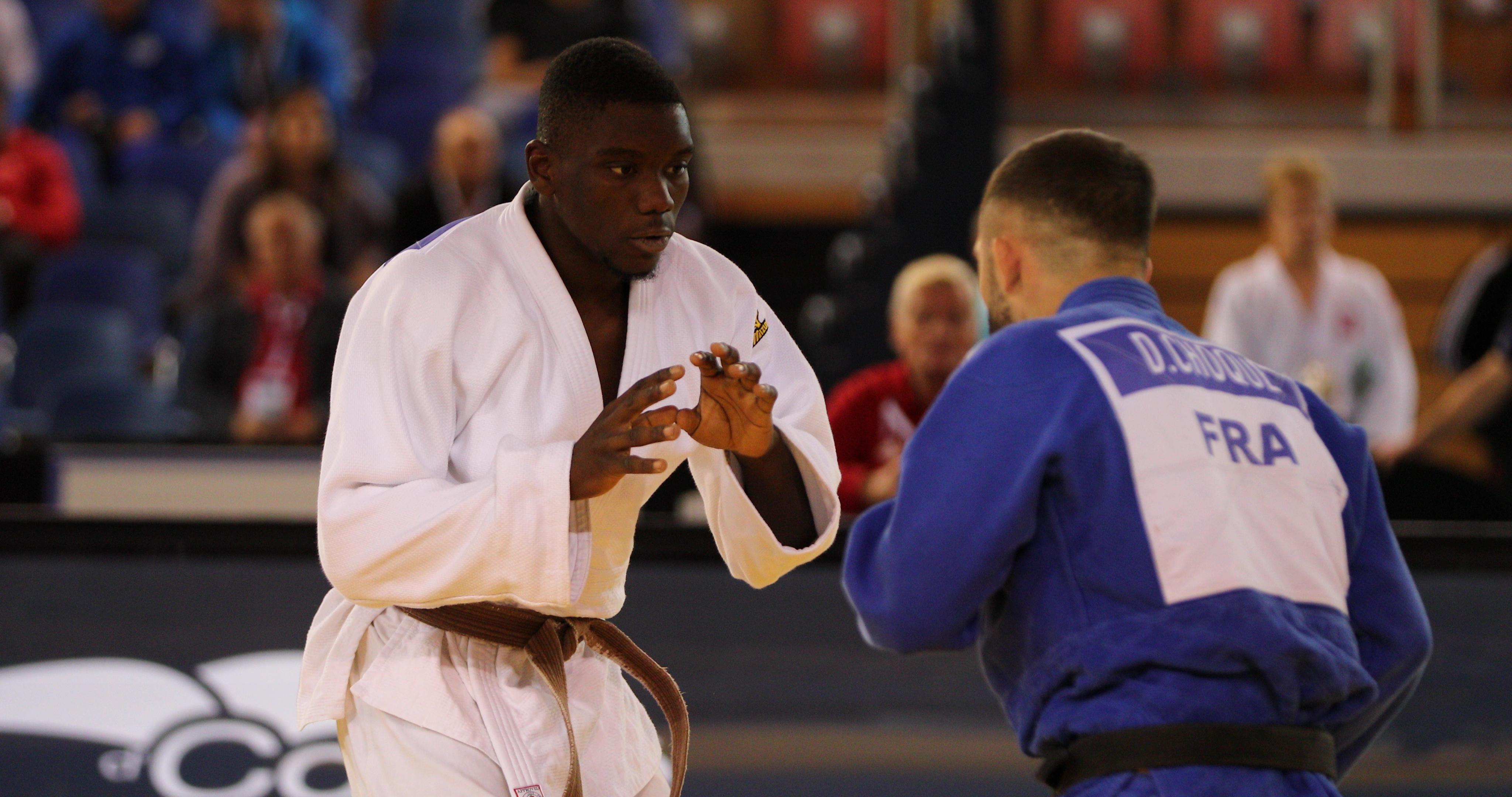 Saarländer messen sich mit der Judo-Weltelite in Luxembourg